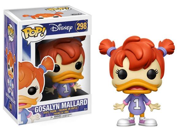 FUNKO POP Disney Gosalyn Mallard