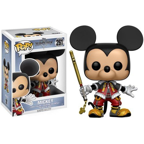 FUNKO POP Kingdom Hearts Mickey 261