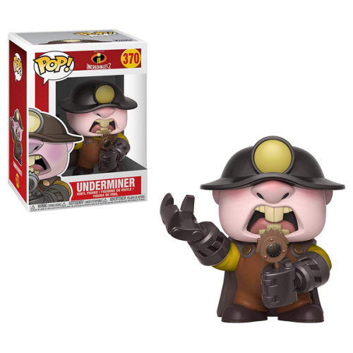 FUNKO POP Incredibles 2 Underminer 370
