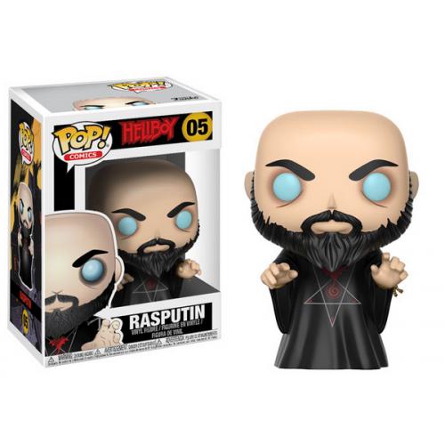 FUNKO POP Hellboy Rasputin 05