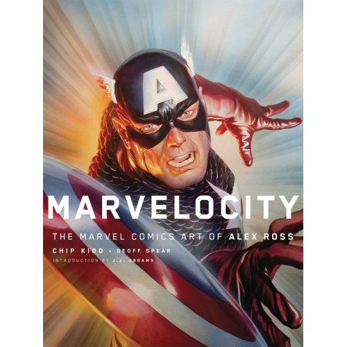 MARVELOCITY - ALEX ROSS - ARTBOOK (VO)