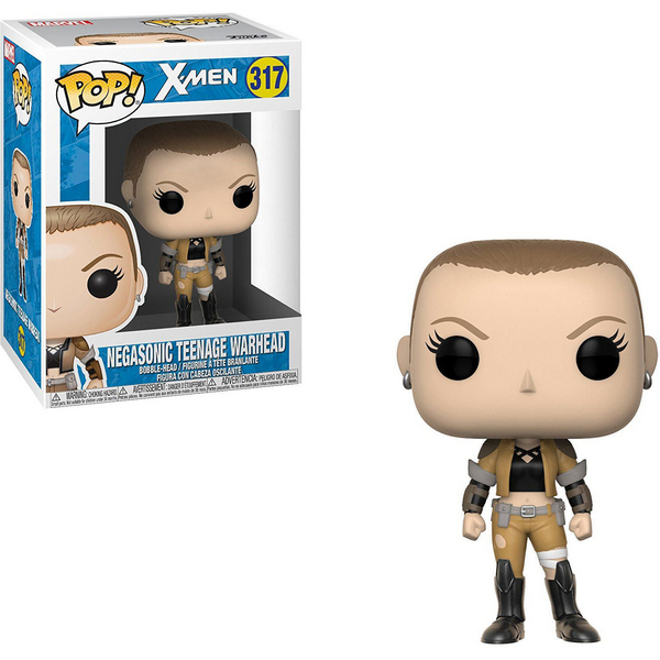 FUNKO POP X-Men Negasonic Teenage Warhead