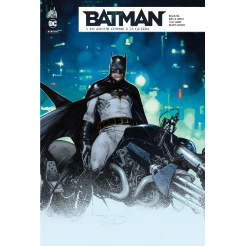 Batman Rebirth Tome 5 (VF)