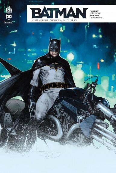 Batman Rebirth Tome 5 (VF)