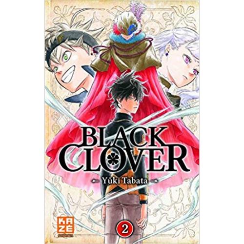 Black Clover Tome 2 (VF)