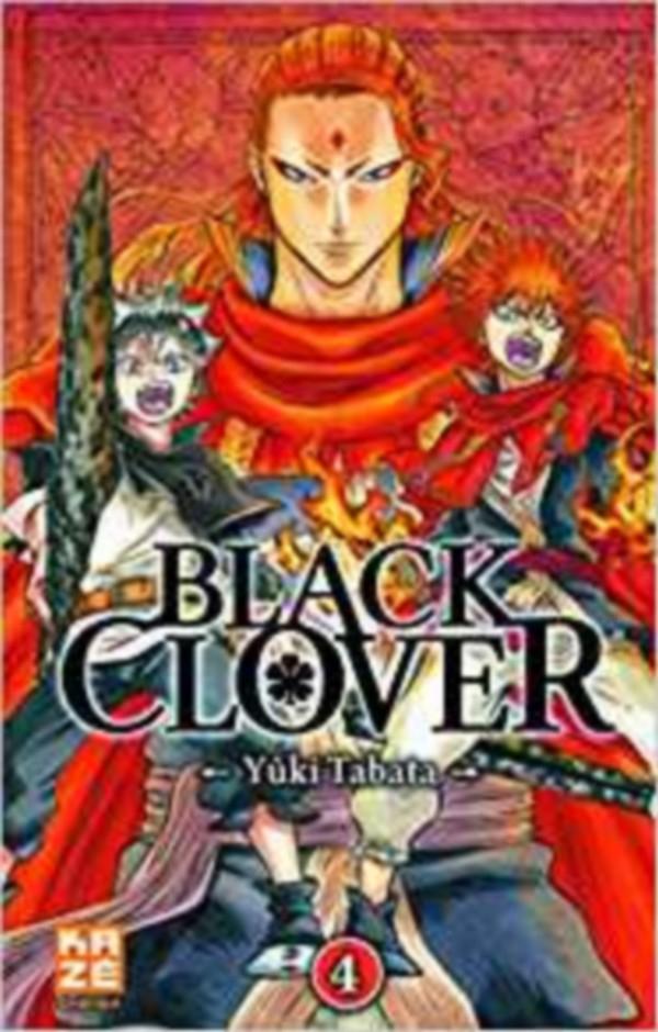 Black Clover Tome 04 (VF)