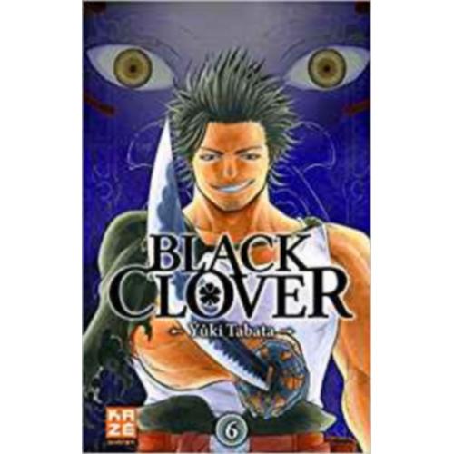 Black Clover Tome 6 (VF)