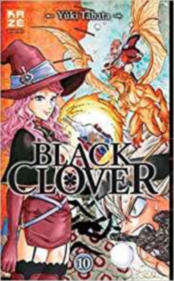Black Clover Tome 10 (VF)