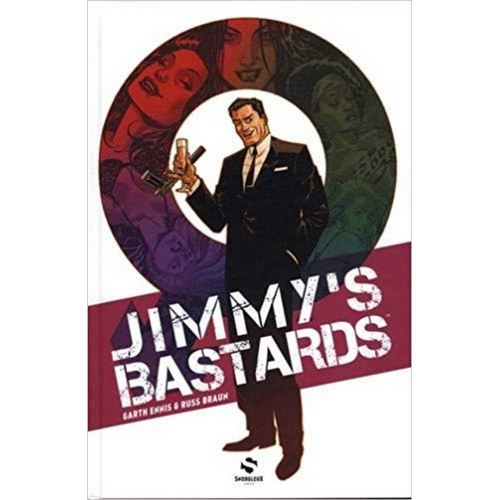 Jimmy's Bastards Tome 1 (VF)