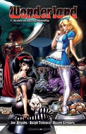 Wonderland tome 2 (VF)