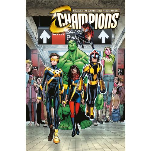 Champions Tome 1 (VF)
