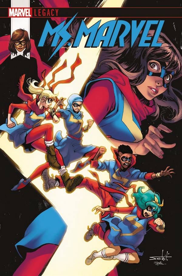 Ms Marvel Tome 8 (VF)