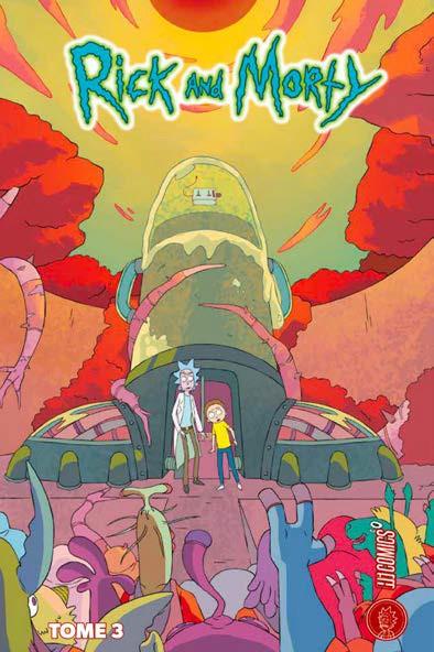 Rick & Morty Tome 3 (VF)