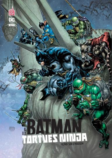 Batman et les Tortues Ninja Tome 2 (VF)