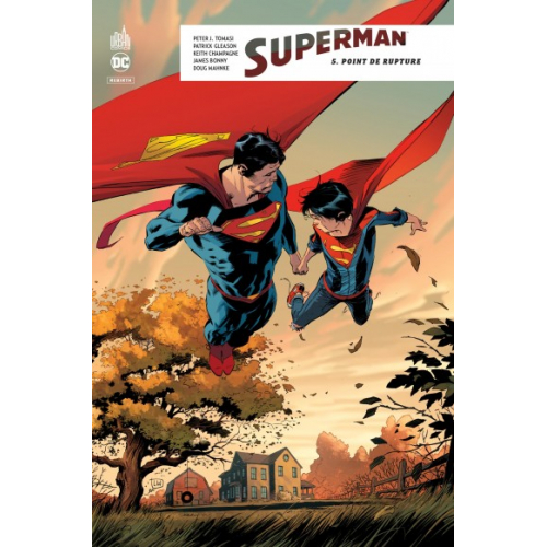 Superman Rebirth Tome 5 (VF)