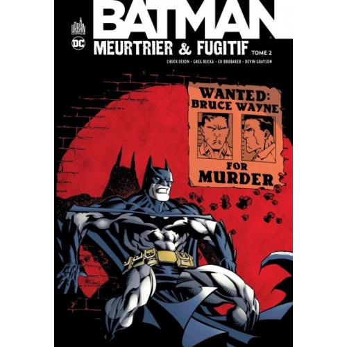 Batman Meurtrier & Fugitif Tome 2 (VF)