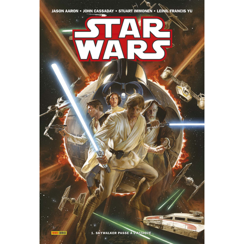 Absolute Star Wars Tome 1 (VF)