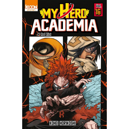 My Hero Academia Tome 16 (VF)