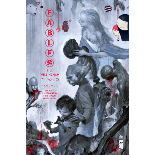 Fables Intégrale Tome 4 (VF)