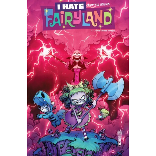 I hate Fairyland Tome 4 (VF)