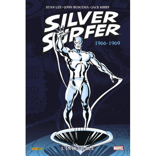 Silver Surfer Intégrale 1966-1969 (VF)