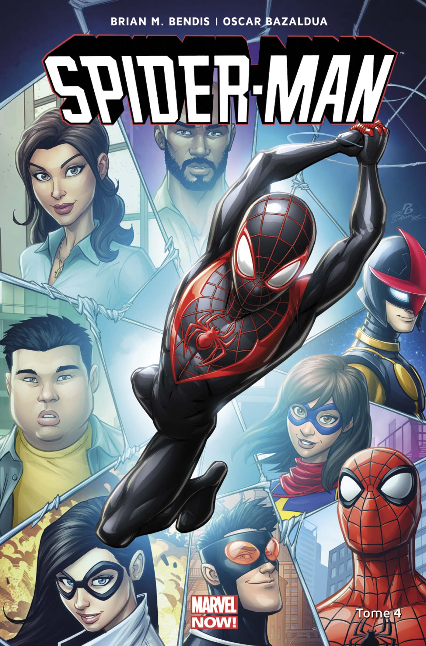 Spider-Man Tome 4 (VF)