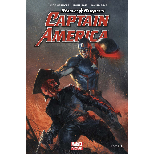 Captain America : Steve Rogers Tome 3 (VF)