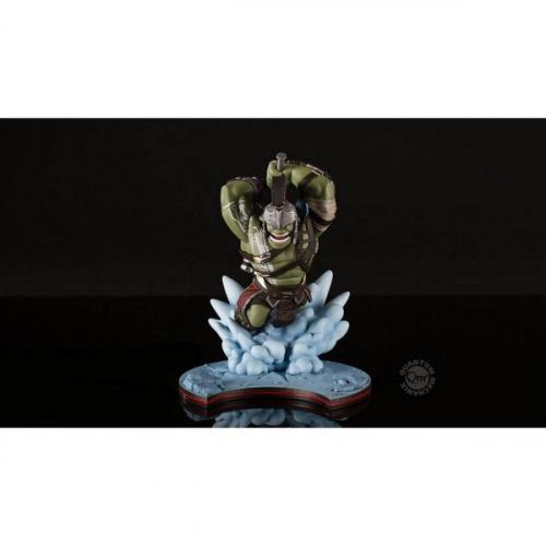 Thor Ragnarok diorama Q-Fig MAX Hulk