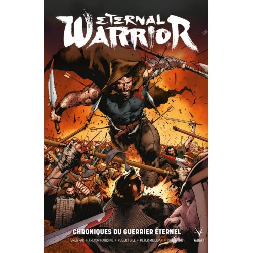 Eternal Warrior : Chroniques du Guerrier Éternel (VF)