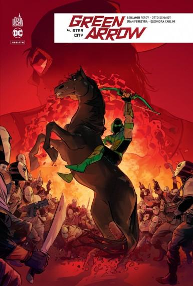 Green Arrow Rebirth Tome 4 (VF)