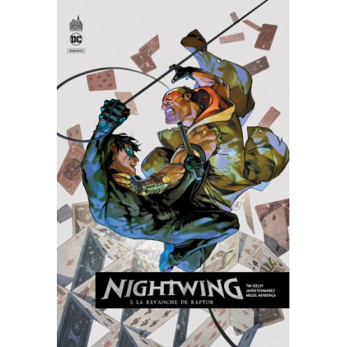Nightwing Rebirth Tome 5 (VF)