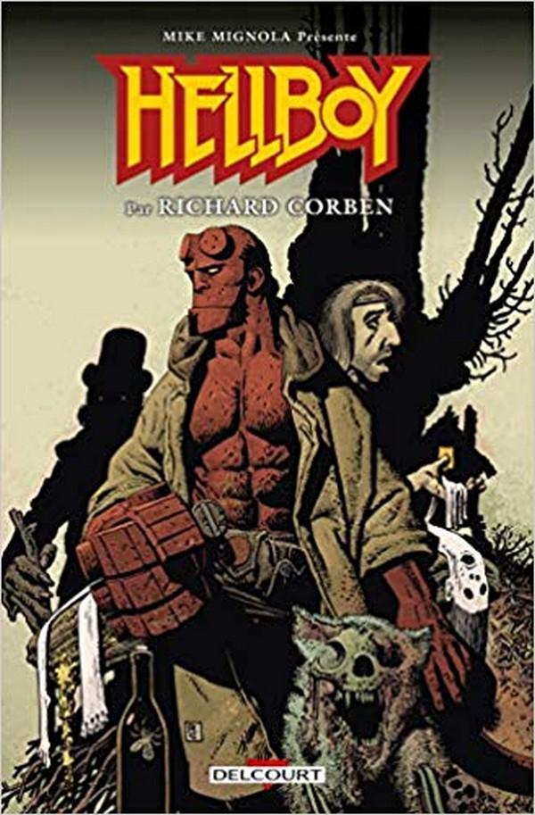 Hellboy Édition Spéciale Richard Corben (VF)