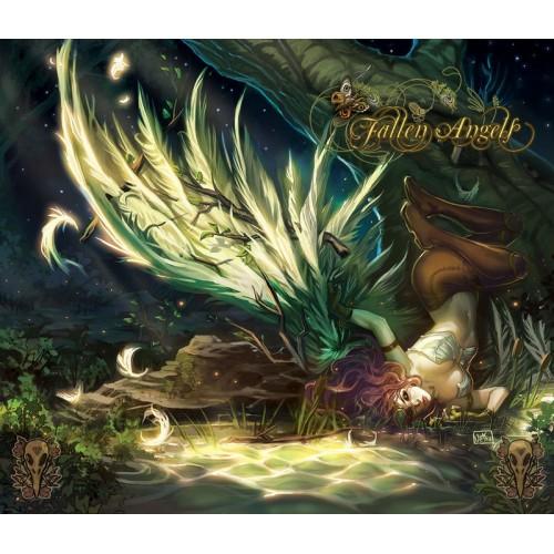 Fallen Angels - Nei Ruffino Artbook HC occasion
