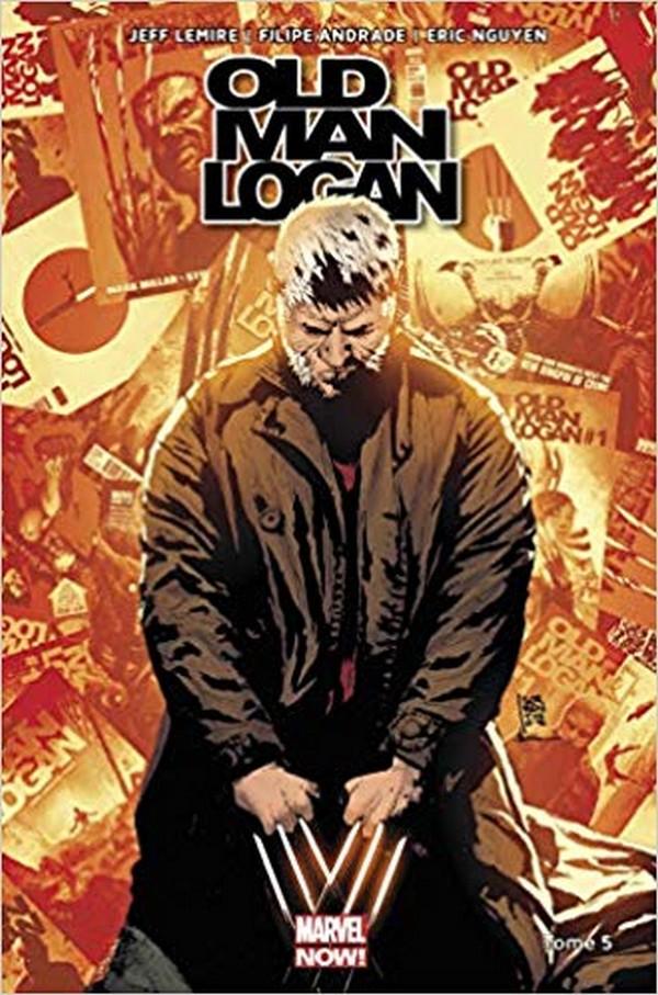 Old Man Logan Tome 5 (VF)