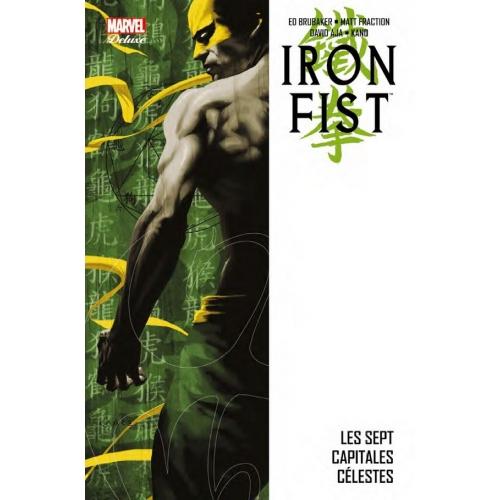 Iron Fist Deluxe Tome 2 (VF) OCCASION
