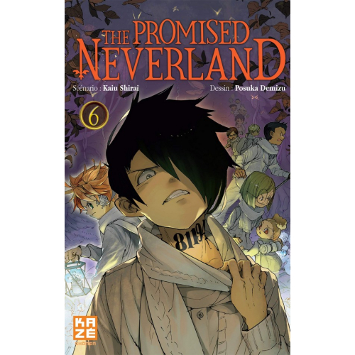 The promised Neverland Tome 6 (VF)