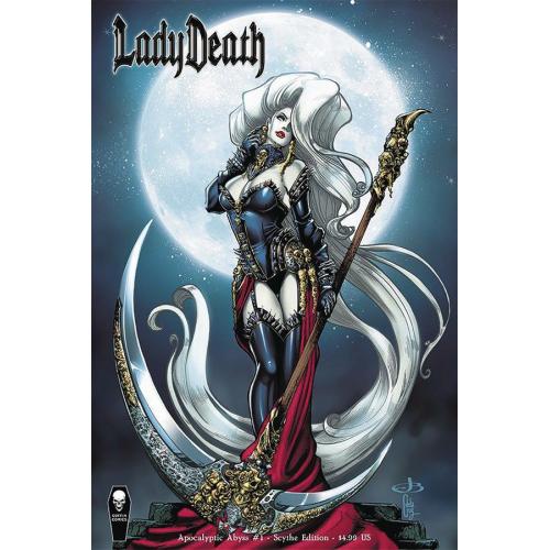 LADY DEATH APOCALYPTIC ABYSS 1 (OF 2) SCYTHE VAR (VO)