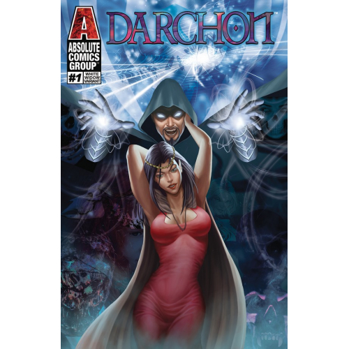 DARCHON 1 (VO) WHITE WIDOW COVER - JAMIE TYNDALL