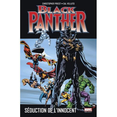 Black Panther par Christopher Priest Tome 3 (VF)