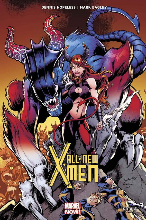 All-New X-Men Tome 3 (VF)