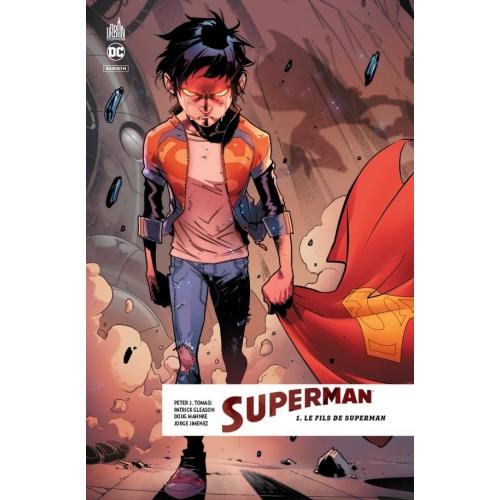 Superman Rebirth Tome 1 (VF) occasion