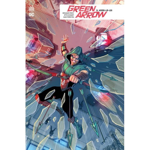Green Arrow Rebirth Tome 3 (VF)