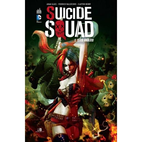Suicide Squad tome 1 (VF) occasion