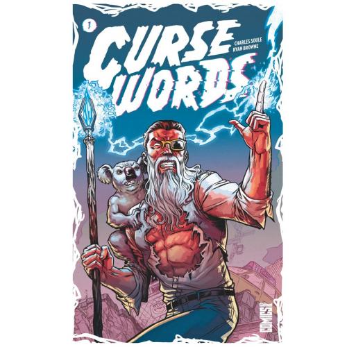 Curse Words Tome 1 (VF)