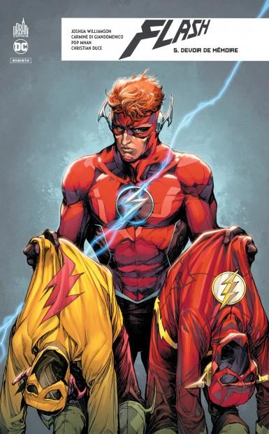 Flash Rebirth Tome 5 (VF)