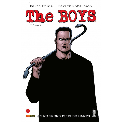 THE BOYS Tome 6 (VF)