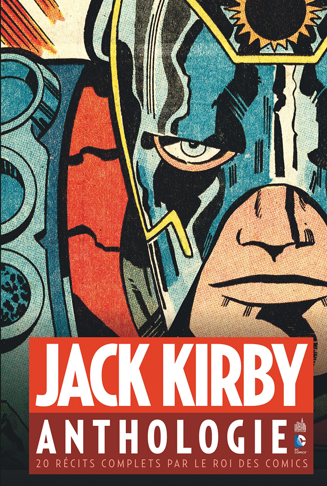 Jack Kirby Anthologie (VF)