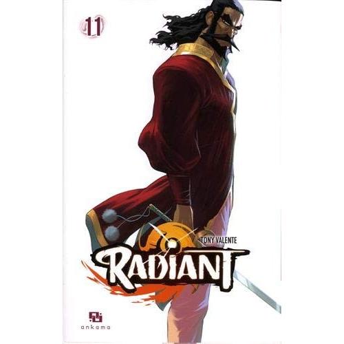 Radiant Tome 11 (VF)