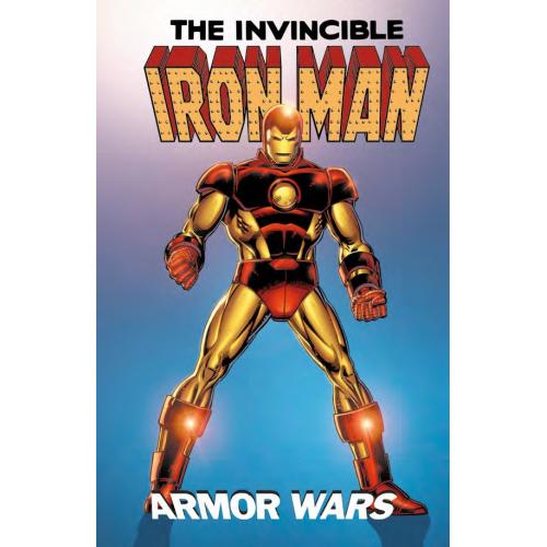 IRON MAN : LA GUERRE DES ARMURES (VF)