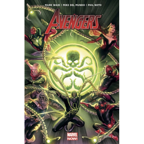 Avengers Tome 2 : Secret Empire (VF)